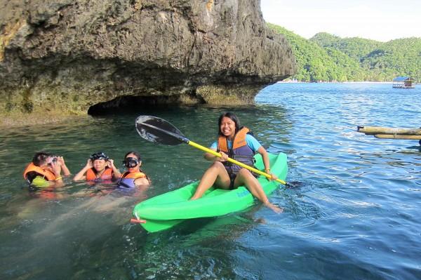 Ariel's Point Kayak