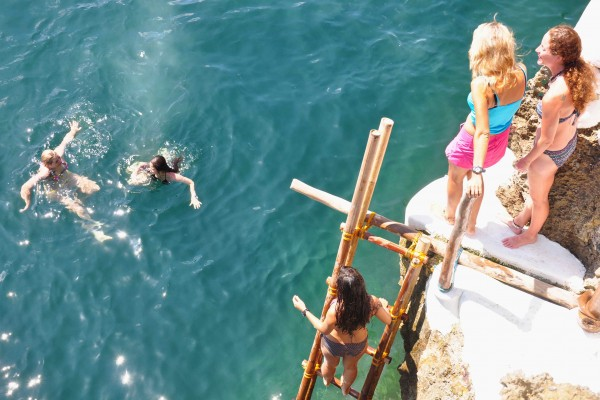 Ariel's Point Ladder