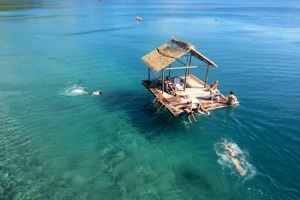 Ariel's Point Raft